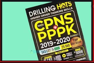Download Buku CPNS HOTS DRILL 2019 Pdf