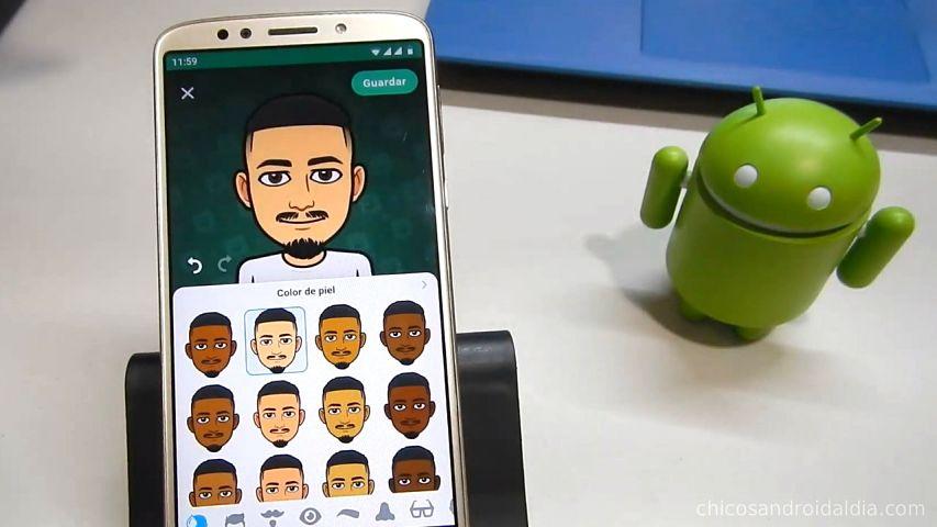 Qué son los memojis y cómo utilizarlos en Android