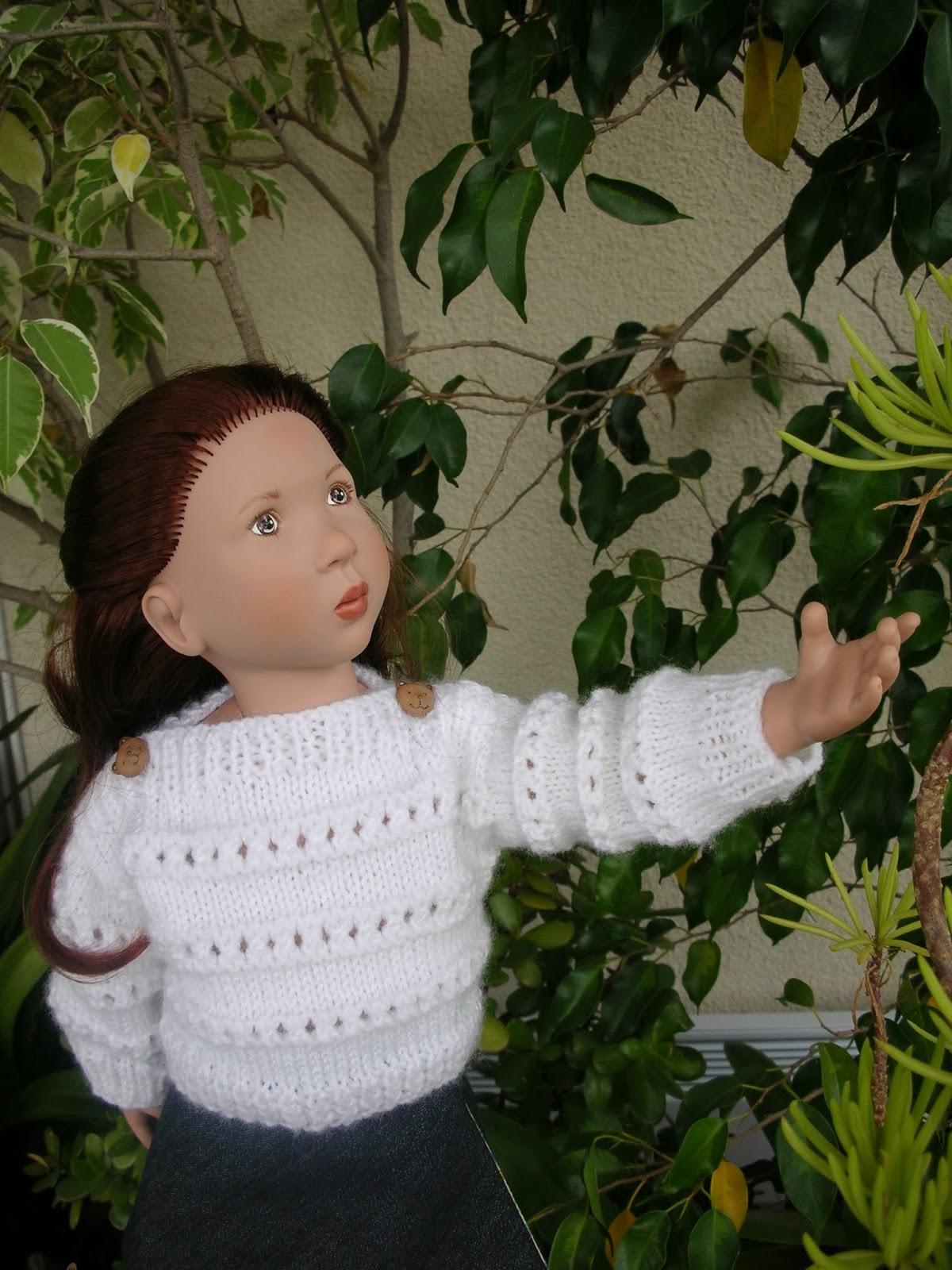 Le petit monde de line au jardin d 39 hiver for Hiver au jardin