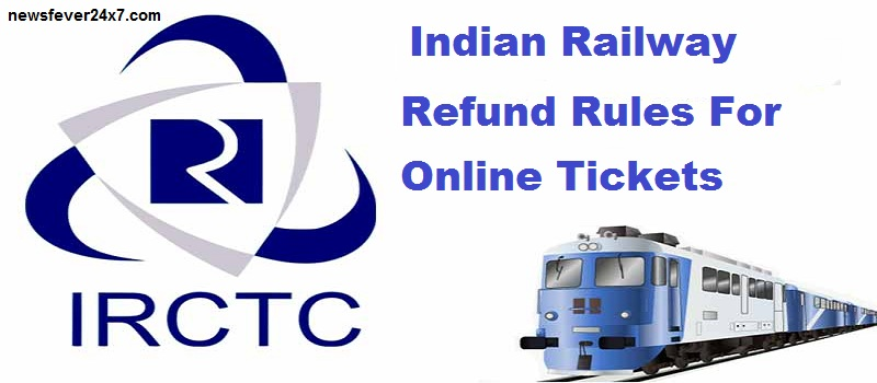 Refund Rules For Online Tickets