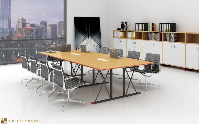 Không gian phòng họp sang trọng đẳng cấp hơn với nội thất nhập khẩu