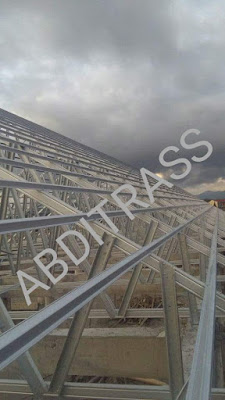 tips pasang rangka atap baja ringan harus memenuhu standar nasional indonesia,Atap Baja Ringan Aman Selama Mengikuti Kaidah Teknis