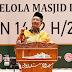 Menkopolhukam Mahfud MD Mengisi Ceramah di Masjid Istiqlal