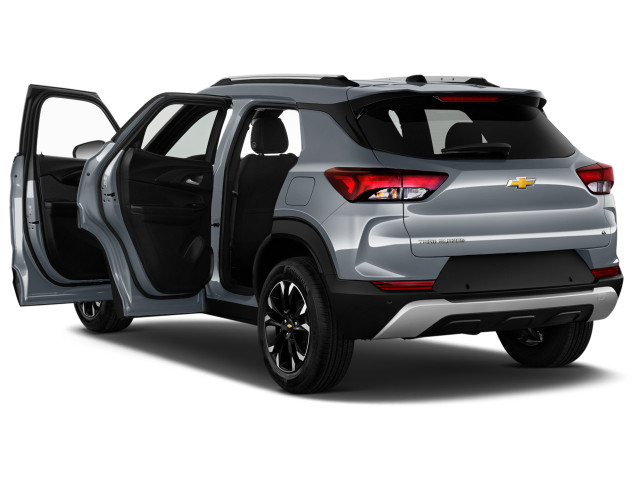 2022 Chevrolet TrailBlazer Review