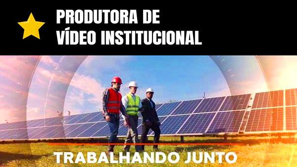 Videos institucionais