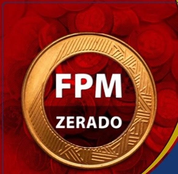 Resultado de imagem para SALDO ZERO EM REPASSES NA PRIMEIRA PARCELA DO FPM