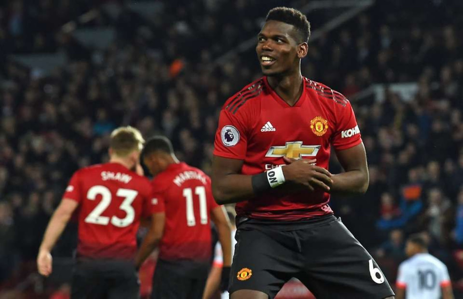 Pogba returns to Man Utd squad for Watford fixture after recovering from injury