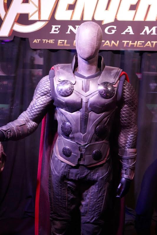 Avengers Endgame Thorfilm  costume