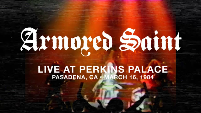 Armored Saint - Live at Perkins Palace in 1984 (full live show)