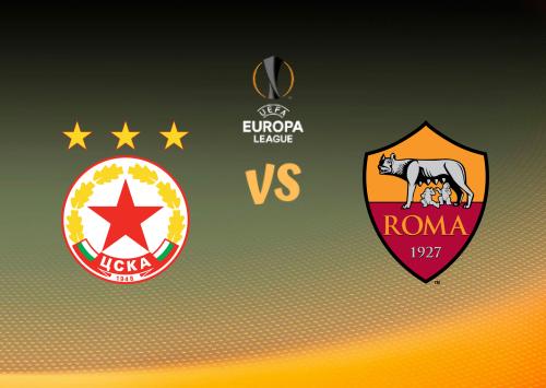 CSKA Sofía vs Roma