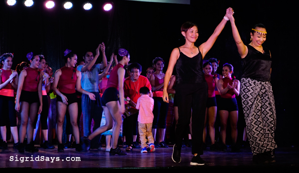 Bacolod dance school - Bacolod ballet school - Garcia-Sanchez School of Dance - Bacolod City - Bacolod blogger - 48th anniversary show - Georgette Sanchez-Vargas - Gianne Sanchez-Sanson
