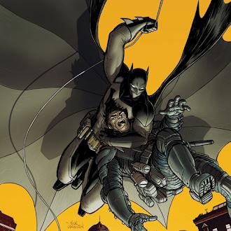 Uma caçada aos mascarados e um regime totalitário marcam o início de Future State: The Next Batman