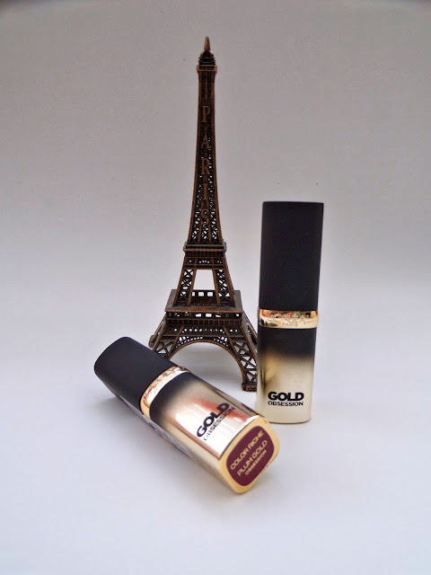 Gold Obsession L´Oreal