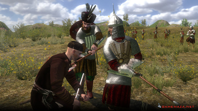 Mount and Blade with Fire and Sword Gameplay Screenshot 4