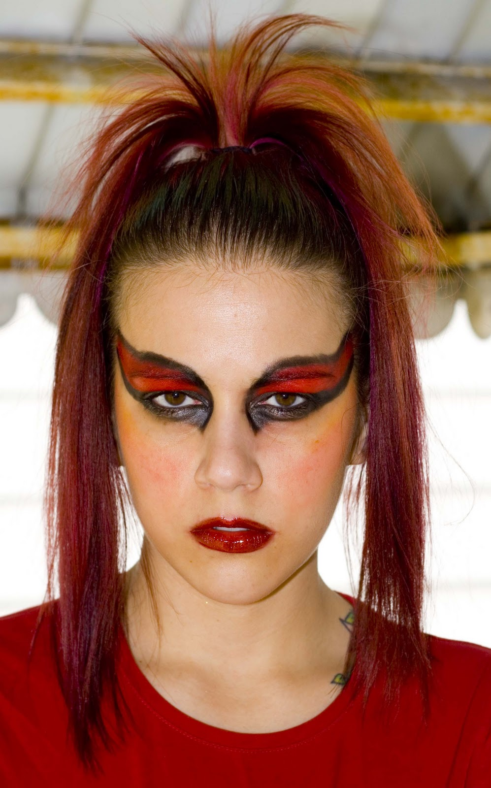 Stylish And Crazy Party Wear Eye Makeup - XciteFun.net
