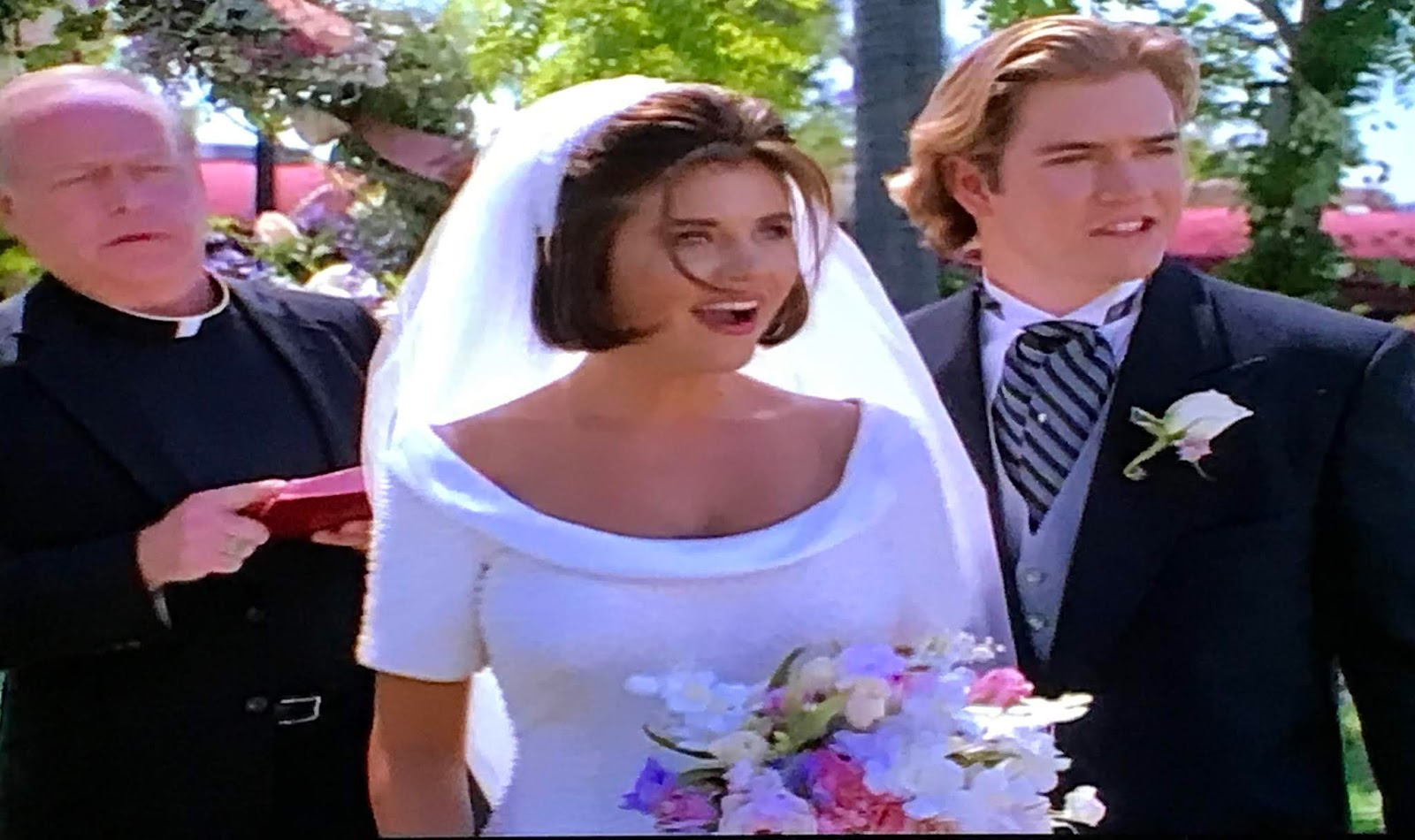 Reel To Real Filming Locations Saved By The Bell Wedding In Las Vegas 1994
