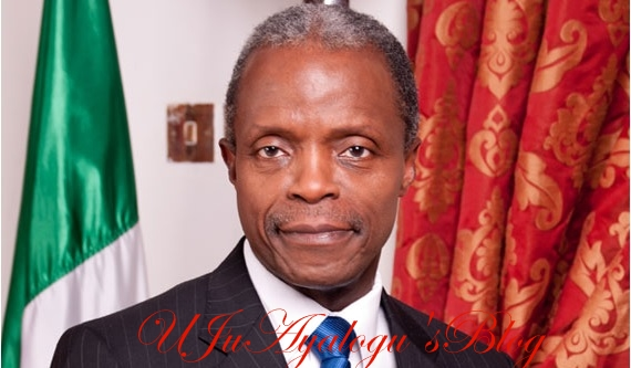 Osinbajo reveals FG plans for power sector