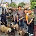 LPBI NU Jakarta Barat Salurkan Hewan Qurban