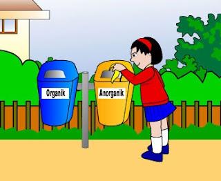 buang sampah pada tempatnya membuat lingkungan nyaman www.simplenews.me