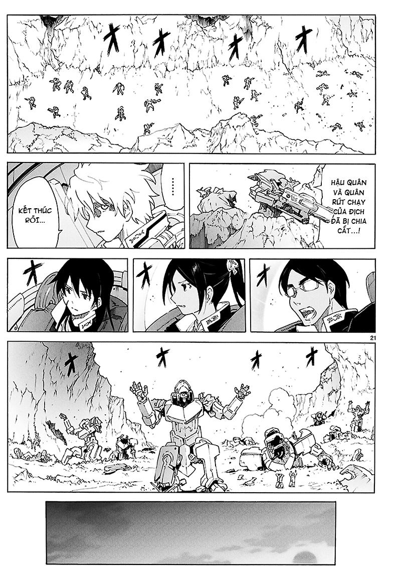 Break Blade Chapter 88 - Hamtruyen.vn