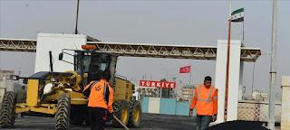 تركيا تطالب بافتتاح معبر خامس للمساعدات الإنسانية المتجهة لسوريا