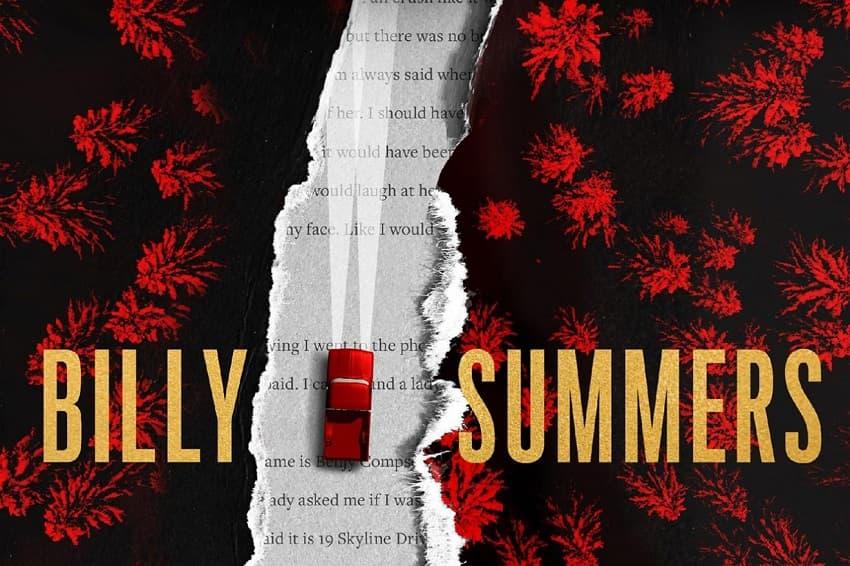 Scribner летом опубликует новую книгу Стивена Кинга - Billy Summers