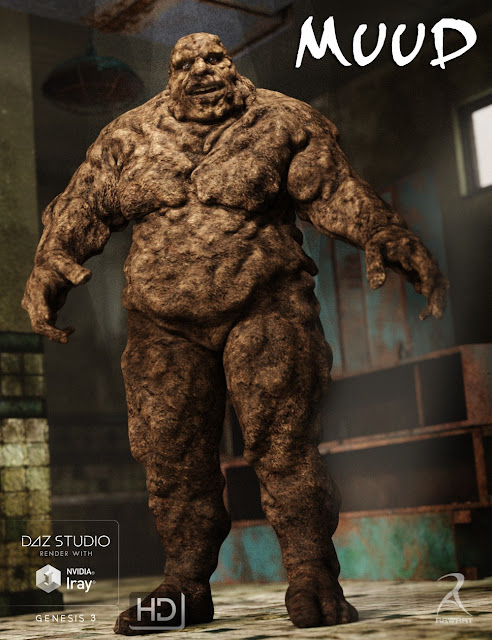 Muud for Genesis 3 Male