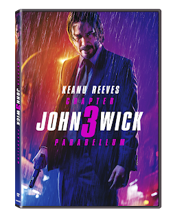 DVD Review: John Wick: Chapter 3 - Parabellum