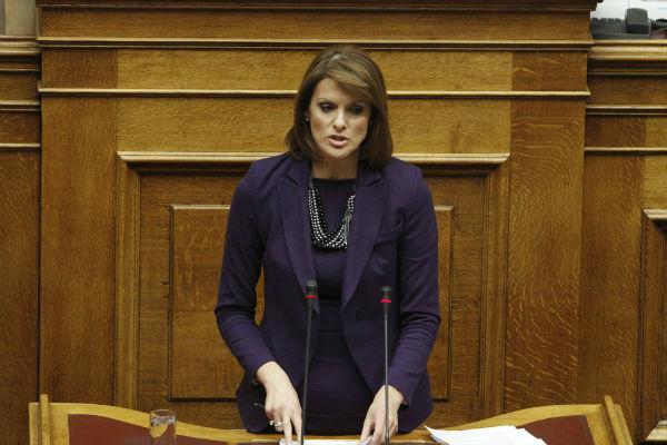 Katerina Markou - thecolumnist.gr