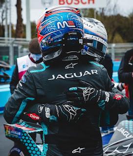 """جاكوار تحقق أول تتويج مزدوج في بطولة """"فورمولا إي"""" في روما"""