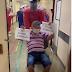 Paciente Cajazeirense, seu Sinval, venceu o Coronavírus!