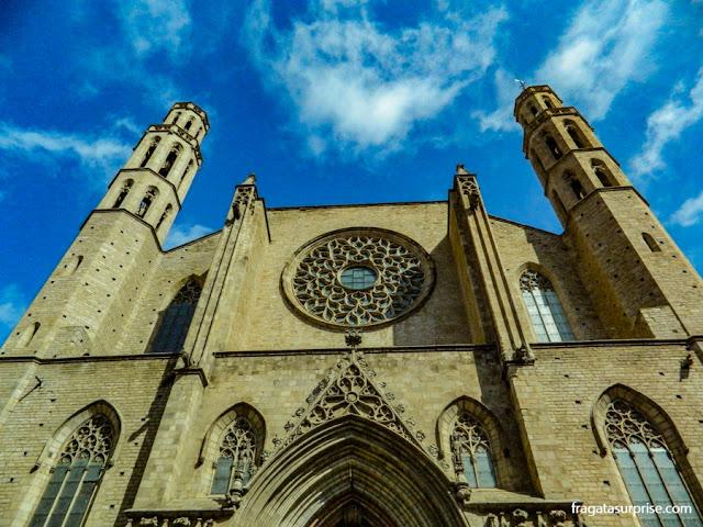 Igreja de Santa Maria del Mar