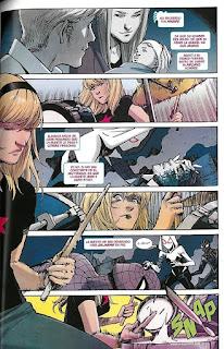 "Comic: Review de ""Spider-Gwen: Ghost Spider"" vol.1 de Seanan McGuire y Rosi Kämpe - Panini Comics"