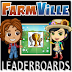 FarmVille Leaderboards August 21st to August 28th 2019