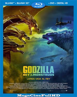 Godzilla II: El Rey De Los Monstruos (2019) Full 1080P Latino