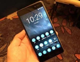 Smartphone Android Nougat 7.0 pertama nokia