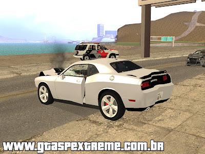 Dead Car v1.01 para GTA San Andreas