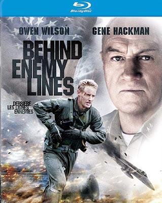Behind Enemy Lines 2001 Dual Audio Hindi 720p BluRay 850MB