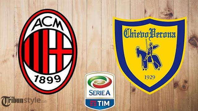 Prediksi AC Milan vs Chievo 7 Oktober 2018 Liga Italia Serie A Pukul 20.00 WIB