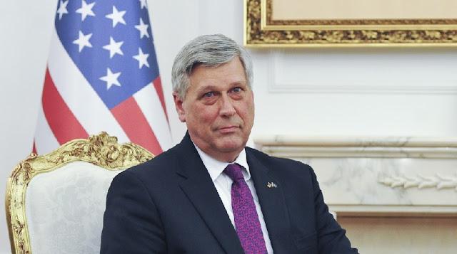 Trump doesn't intend territories exchange,  US Ambassador to Kosovo says