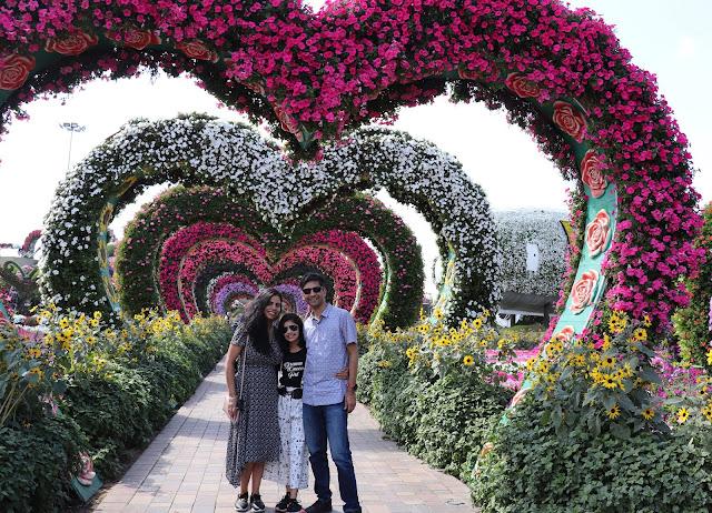 #TheLifesWayCaptures - Dubai Miracle Garden #Dubai #UAE Final Post - #PhotoReviews