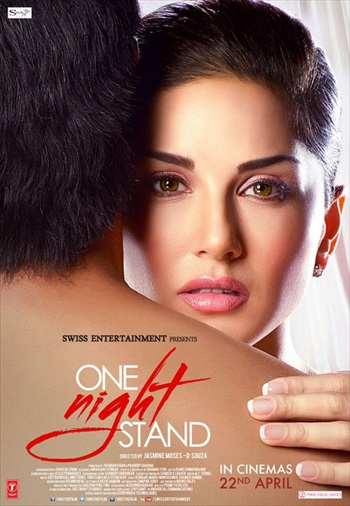 One Night Stand 2016 Hindi DVDScr x264 285MB