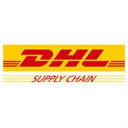 Logo PT DHL Supply Chain Indonesia