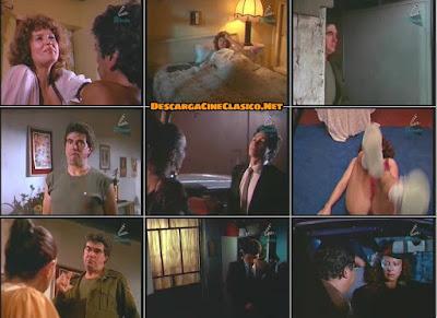 La portera ardiente (1988)