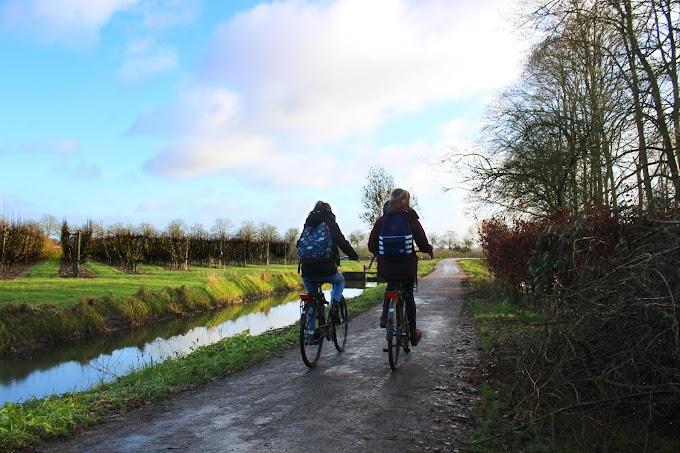 Roadtrip met de fiets: ik slingerde langs de Linge en ontdekte Leerdam met Fietsnetwerk.nl