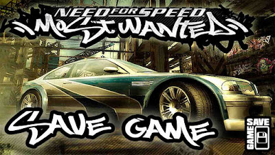 nfs most wanted 2005 save game