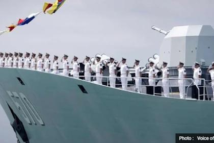 China Terbukti Mau Bangun Pangkalan Militer di Indonesia