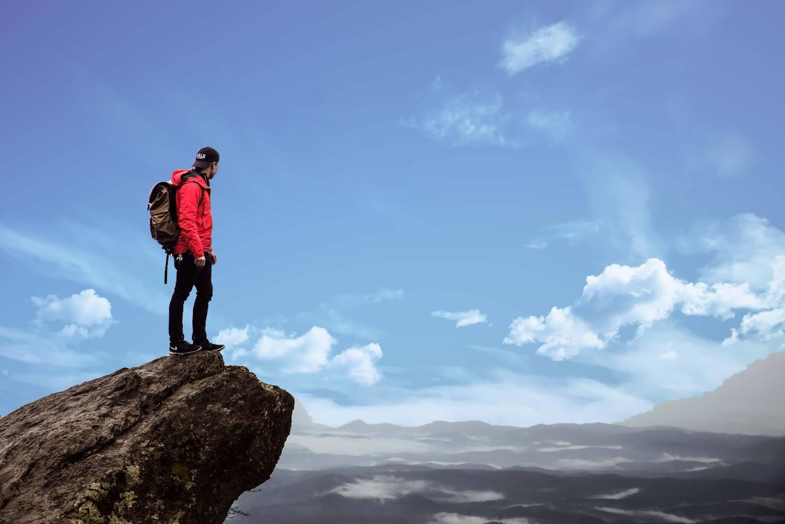 Kata kata motivasi ucapan bijak ernest hemingway yang menginspirasi