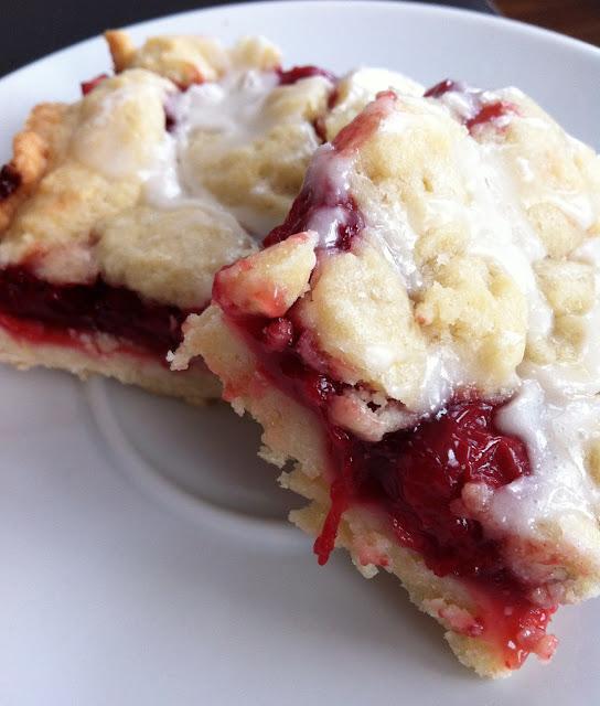 SugarScape: Cherry Pie Bars