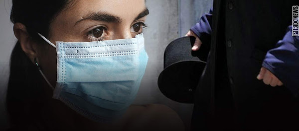 Φυλάκισαν ιερέα επειδή διατύπωσε αντίθετη γνώμη για τις μάσκες από αυτήν της «κυβέρνησης»